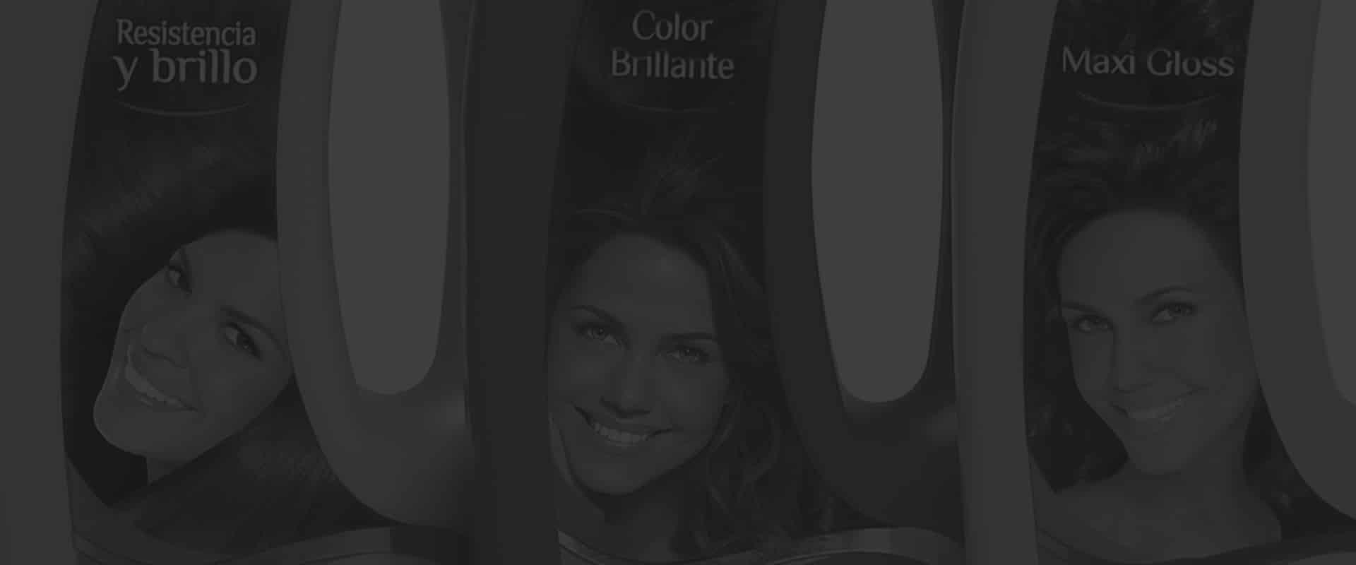 Redesign Brand Identity Shampoo Caprice