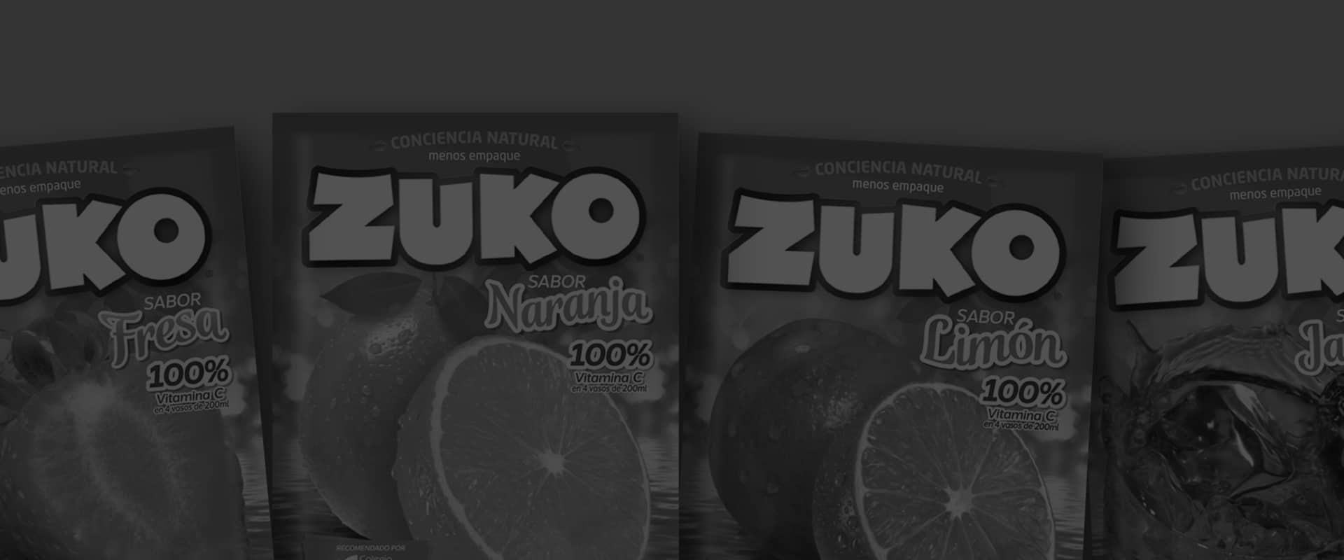 Packaging Design Zuko